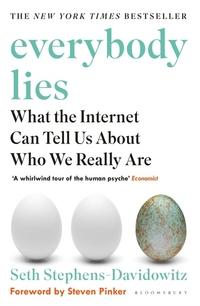 Everybody lies av Seth Stephens-Davidowitz (Heftet)