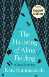 Omslag - The Haunting of Alma Fielding