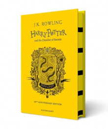 Harry Potter and the chamber of secrets av J.K. Rowling (Innbundet)