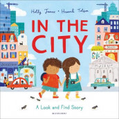 In the City av Holly James (Innbundet)