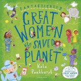 Omslag - Fantastically Great Women Who Saved the Planet