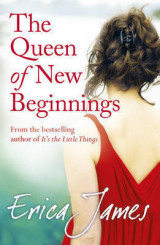 Omslag - The Queen of New Beginnings