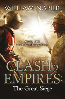 Clash of Empires: The Great Siege av William Napier (Heftet)