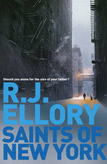 Saints of New York av R.J. Ellory (Heftet)