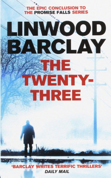 The twentythree av Linwood Barclay (Heftet)