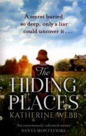 The hiding places av Katherine Webb (Heftet)