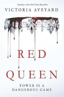 The red queen av Victoria Aveyard (Heftet)