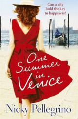 Omslag - One Summer in Venice