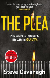 The Plea av Steve Cavanagh (Heftet)