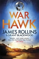 War Hawk av James Rollins og Grant Blackwood (Heftet)