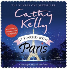 It Started With Paris av Cathy Kelly (Lydbok-CD)