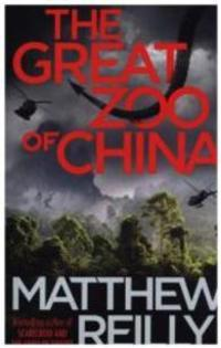 The Great Zoo of China av Matthew Reilly (Heftet)