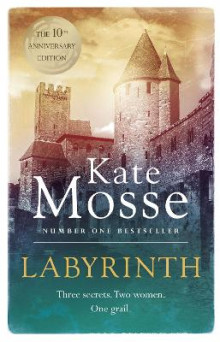 Labyrinth av Kate Mosse (Heftet)