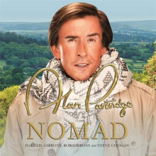 Alan Partridge: Nomad av Alan Partridge (Lydbok-CD)
