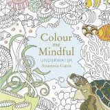 Omslag - Colour Me Mindful: Underwater