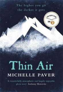 Thin air av Michelle Paver (Heftet)