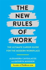 Omslag - The new rules of work