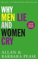 Omslag - Why Men Lie and Women Cry
