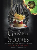 Omslag - Game of Scones