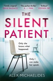 The Silent Patient av Alex Michaelides (Innbundet)