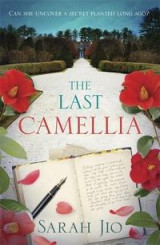Omslag - The last camellia