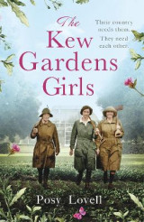 Omslag - The Kew Gardens Girls