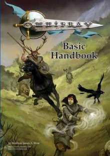 Omnifray RPG Basic Handbook av Matt West (Heftet)