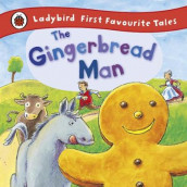 The Gingerbread Man: Ladybird First Favourite Tales av Ladybird og Alan MacDonald (Innbundet)