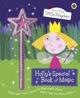 Omslag - Holly's Special Book of Magic with Sparkly Magic Wand