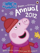 Omslag - Peppa Pig: The Official Annual 2012