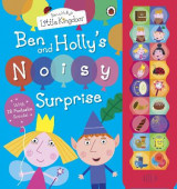 Omslag - Ben And Holly's Little Kingdom: Ben And Holly's Noisy Surprise