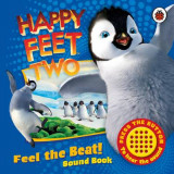 Omslag - Happy Feet 2: Feel the Beat! Single Sound Book