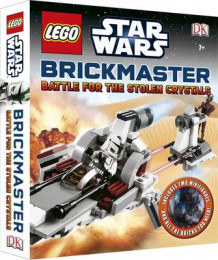 LEGO Star Wars Brickmaster Battle for the Stolen Crystals av DK (Innbundet)