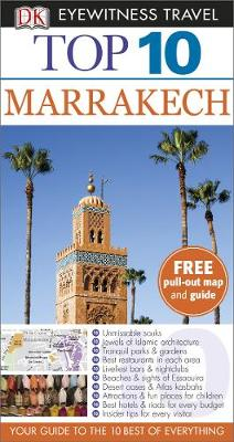 Top 10 Marrakech av Andrew Humphreys (Heftet)