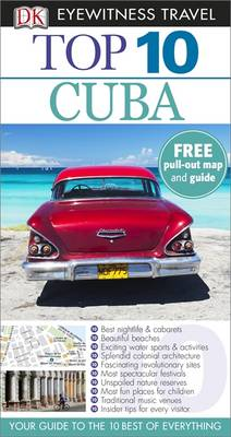 Dk Eyewitness Top 10 Travel Guide: Cuba av Christopher Baker (Heftet)