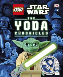 LEGO Star Wars the Yoda Chronicles av Daniel Lipkowitz (Innbundet)