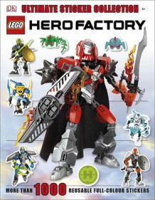 LEGO Hero Factory Ultimate Sticker Collection av DK (Heftet)