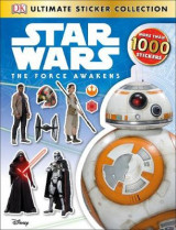 Omslag - Star Wars: the Force Awakens Ultimate Sticker Collection