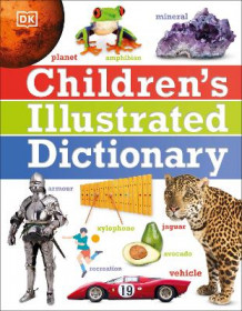 Children's Illustrated Dictionary av DK (Innbundet)