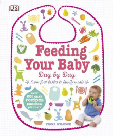 Feeding Your Baby Day by Day av Fiona Wilcock (Innbundet)