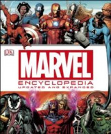 Omslag - Marvel encyclopedia