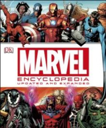 Marvel encyclopedia (Innbundet)