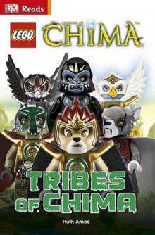 LEGO Legends of Chima Tribes of Chima av Ruth Amos (Innbundet)