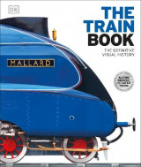 Omslag - The train book