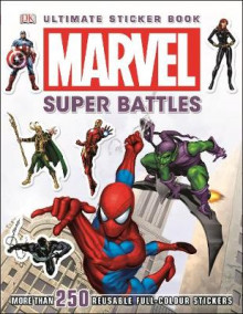 Marvel Super Battles Ultimate Sticker Book av Simon Beecroft (Heftet)