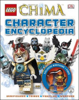 Omslag - LEGO Legends of Chima Character Encyclopedia