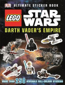 LEGO Star Wars Darth Vader's Empire Ultimate Sticker Book av DK (Heftet)