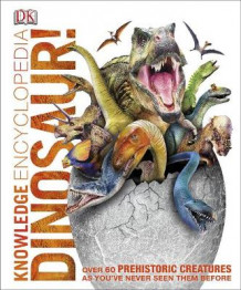 Knowledge Encyclopedia Dinosaur! av DK (Innbundet)