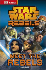 Omslag - Star Wars Rebels Meet the Rebels