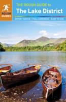 Rough guide to the lake district av Jules Brown (Heftet)